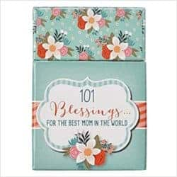 Cute gifts for mom - A Box of Blessings