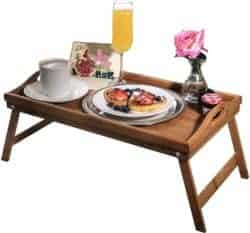 Cute gifts for mom - Breakfast in Bed Box for Mom