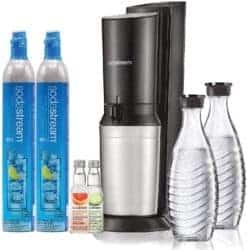 DIY gifts - Aqua Fizz Sparkling Water Maker