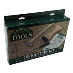 DIY gifts - Do-It-Yourself Upholstery Kit