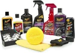 DIy gifts - Complete Car Care Kit