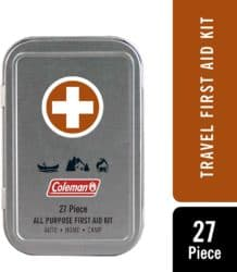 EDC Kits - Coleman All Purpose Mini First Aid Kit - 27 Pieces