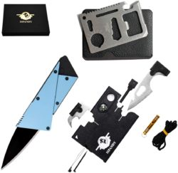 EDC Kits - Credit Card Multitool Pocket Tool Kit