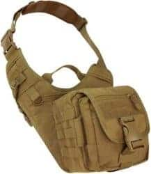 EDC bags - Condor EDC Bag Coyote Brown