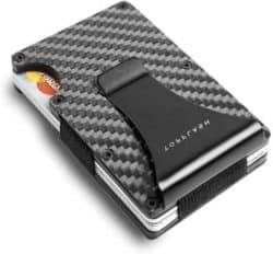 EDC wallet - Minimalist Carbon Fiber Slim Wallet