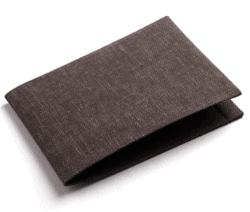 EDC wallets - Cardamon Lightweight (0.75oz) Minimalist BiFold Wallet II