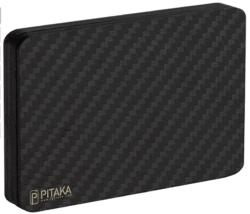 EDC wallets - PITAKA Magwallet,Minimalist Slim Carbon Fiber Modular Card Holder