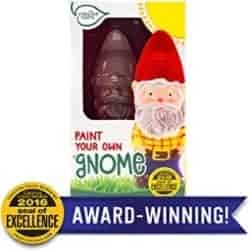 Funny DIY Gifts for Men - Creative Roots Paint Your Own Gnome