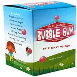 Funny DIY Gifts for Men - Do it yourself Bubble gum Kit