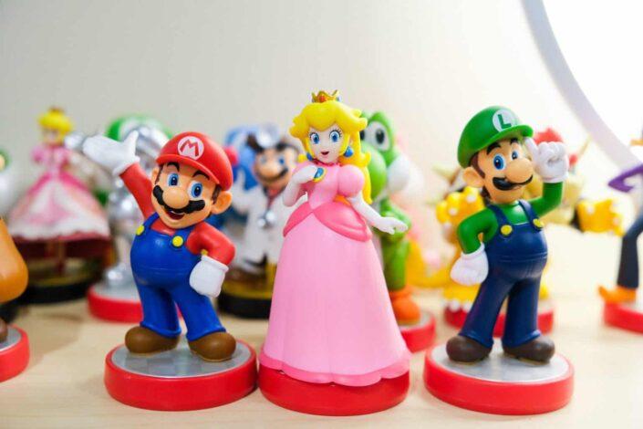Nintendo amiibo toys