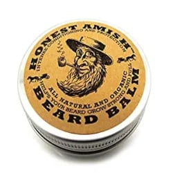 Manly Gifts - Honest Amish Beard Balm Leave-in Conditioner