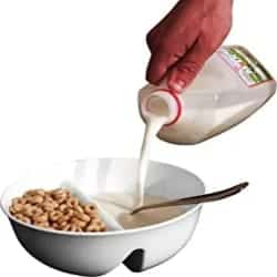 Practical Cheap GIfts - Just Crunch Anti-Soggy Cereal Bowl