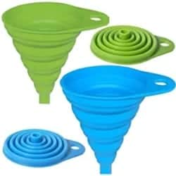 Practical Christmas Gifts - Silicone Collapsible Funnel