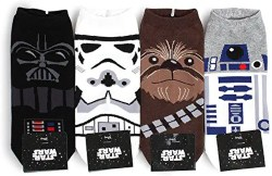 Practical Cute GIfts - Star Wars Socks Collection Men and Women Socks