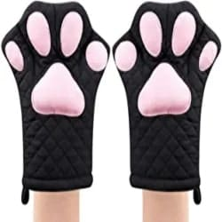 Practical Cute Gifts - Cat Design Heat Resistant Cooking Glove