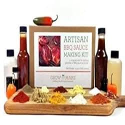 Practical DIY Gifts - Artisan DIY BBQ Sauce Making Kit