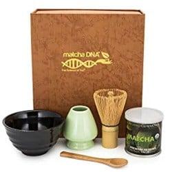 Practical DIY Gifts - Matcha Tea Gift Box Set