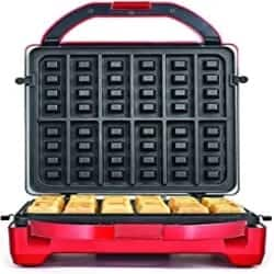 Practical DIy Gifts for Men - Throwback 3-In-1 Countertop Mini Cupcake, Donut & Waffle Maker