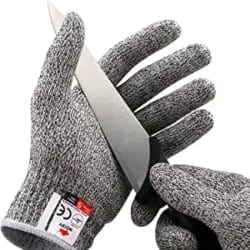 Practical GIfts for Men - NoCry Cut Resistant Gloves