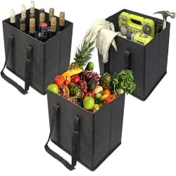 Practical Manly Gifts - Reusable Grocery Shopping Bags (1)