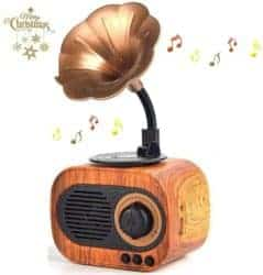Practical christmas gift ideas - Portable Wireless Retro Speaker