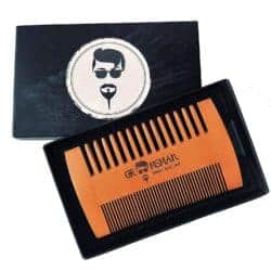 Practical groomsmen gift ideas - Beard Comb