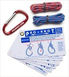 Practical small gift ideas - Knot Tying Kit