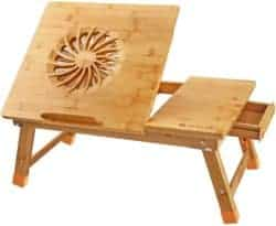 Practical thoughtful gifts - Adjustable Laptop Desk Table