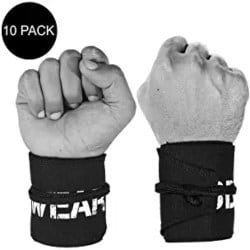 Small Gifts for Men - WOD Wear Wrist Wraps