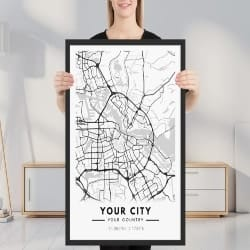 Personalized City prints (1)