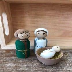 Small Nativity Set