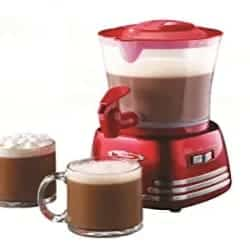 Thoughtful Cool Gift Ideas - Latte Maker and Dispenser