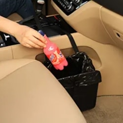 Thoughtful Cute Gift Ideas - Foldable Car Garbage Bin