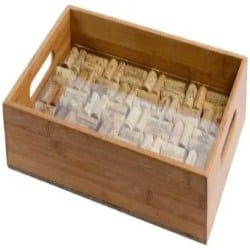 Thoughtful DIY Gifts for Men - Bamboo Cork Service Tray Kit