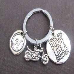 Thoughtful Gift Ideas for Brother - Brother Key Chain (1)
