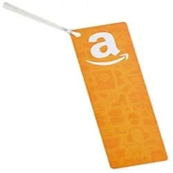 Thoughtful Gifts for Men - Amazon.com Gift Cards - As a Bookmark