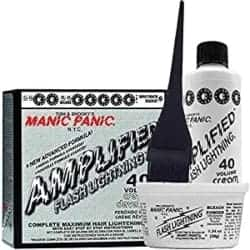 Unique DIY Gifts for Men - Manic Panic Flash Lightning Hair Bleach Kit