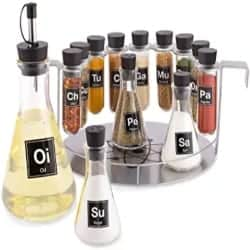 Unique Gifts for Men - Chemist's Spice Rack