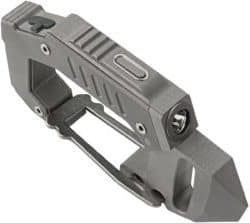 best EDC flashlights - MecArmy FL10 TC4 Titanium USB Rechargeable Flashlight