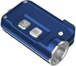 best EDC flashlights - NITECORE TINI 380 Lm Super Small USB Rechargeable LED Keychain Flashlight