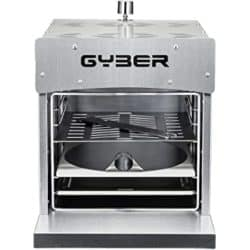 Best Grills - Dutton Single Gas Grill Square-Box Steak, Pizza, BBQ Propane Infrared Grilling