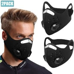 birthday gifts for dad - Anti Air Pollution Smoke Mask