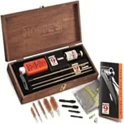 manly DIy gifts for Men - Hoppe's No. 9 Deluxe Gun Cleaning Kit
