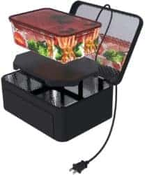 practical birthday gift ideas - Portable Oven Personal Food Warmer