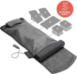 unique gifts - Back Stretching Electric Mat