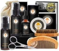 unique gifts - Beard Grooming Kit