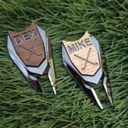 unique gifts - Golf Ball Marker Divot Tool