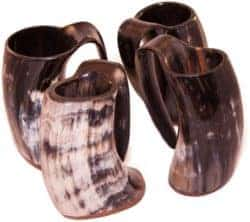 unique gifts - Original Viking Drinking Horn Mugs