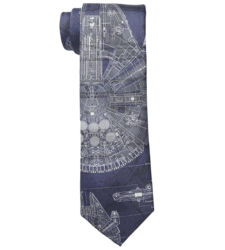 unique gifts - Star Wars Men's Millennium Falcon Tie