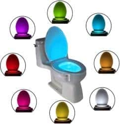 unique gifts - The Original Toilet Night Light